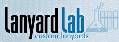 Custom lanyards by Lanyard Lab